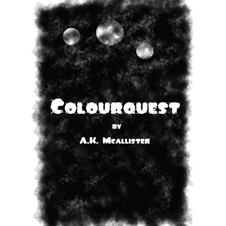 COLOURQUEST By A K McAllister