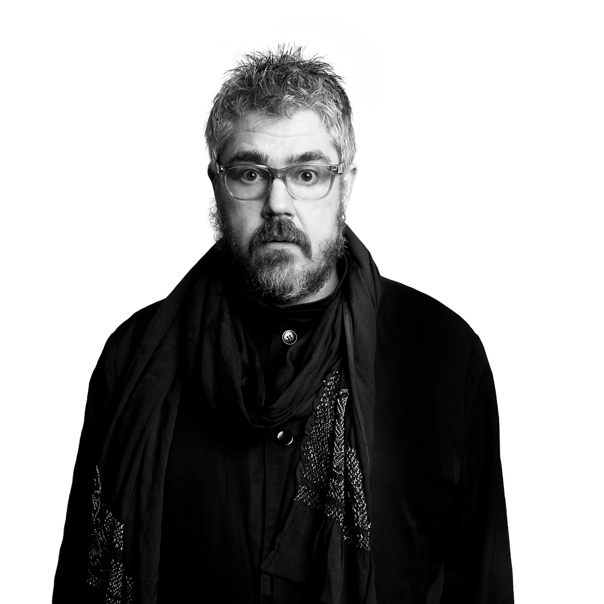 Phill Jupitus is Porky The Poet in Survivalve