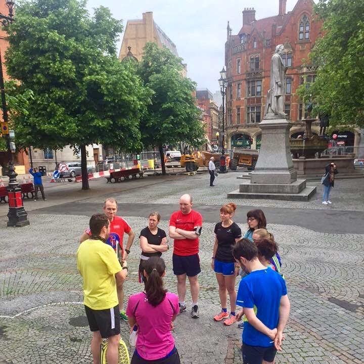 Manchestour: Manchester Running Tour