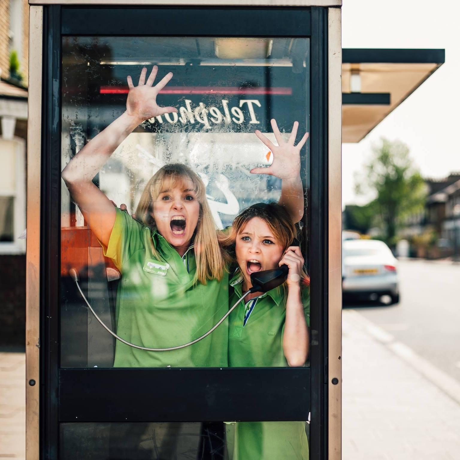 Trolley Girls