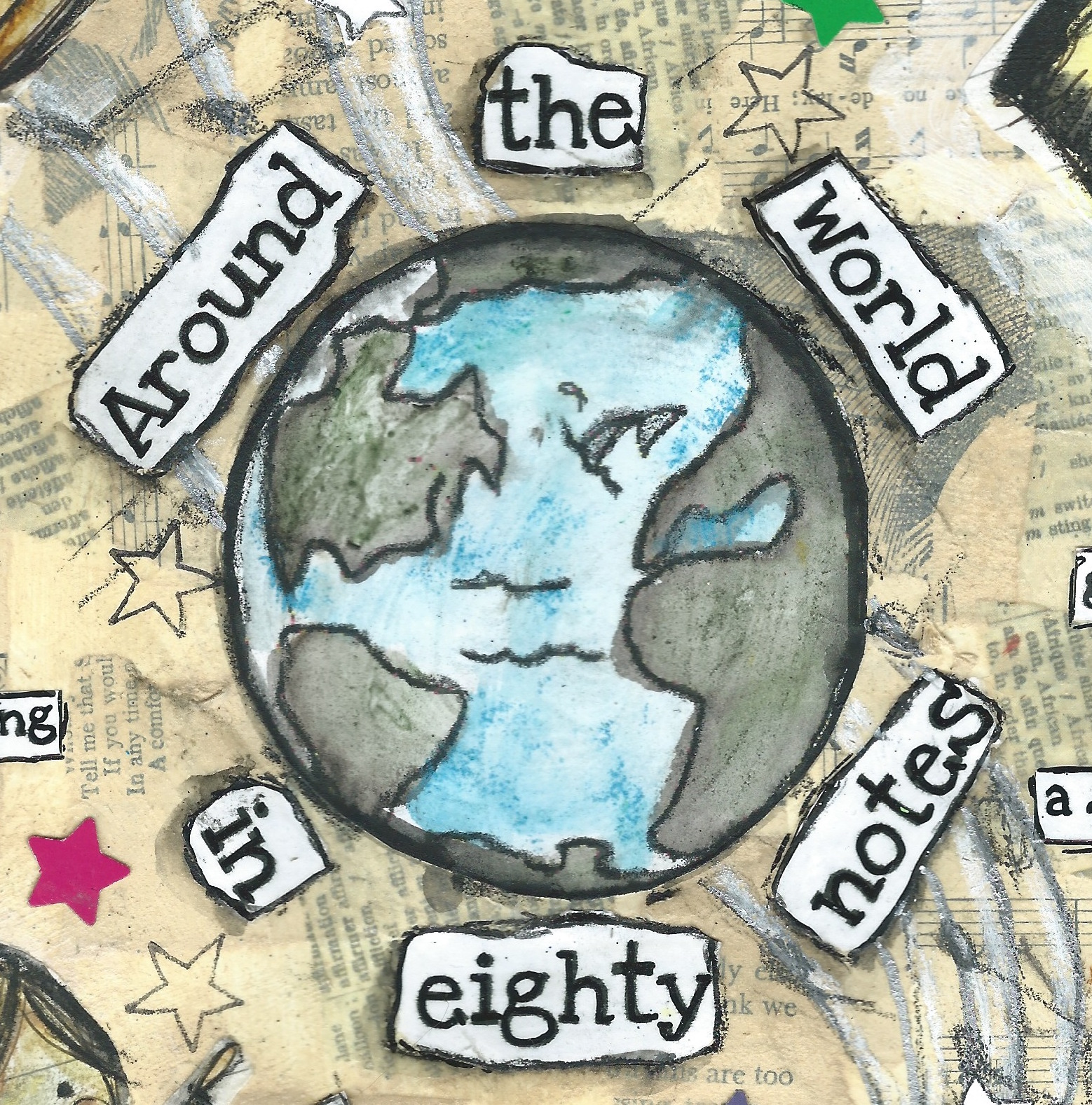 Around the World in Eighty Notes